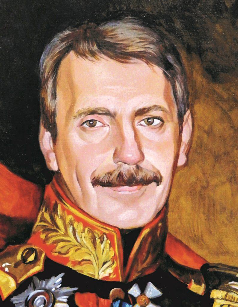 портрет маслом по фото Калуга