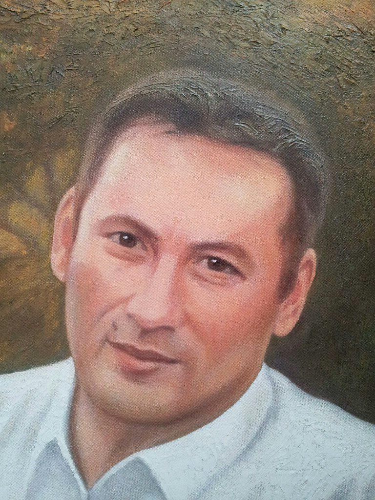 где заказать семейный портрет маслом в Калуге