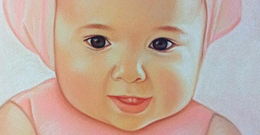 Где заказать детский портрет