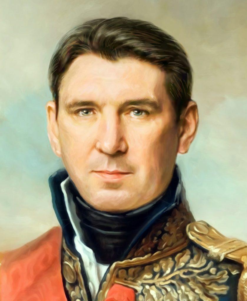 портрет по фото на холсте в подарок Калуга