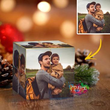 Фотокубик трансформер, купить в подарок Калуга